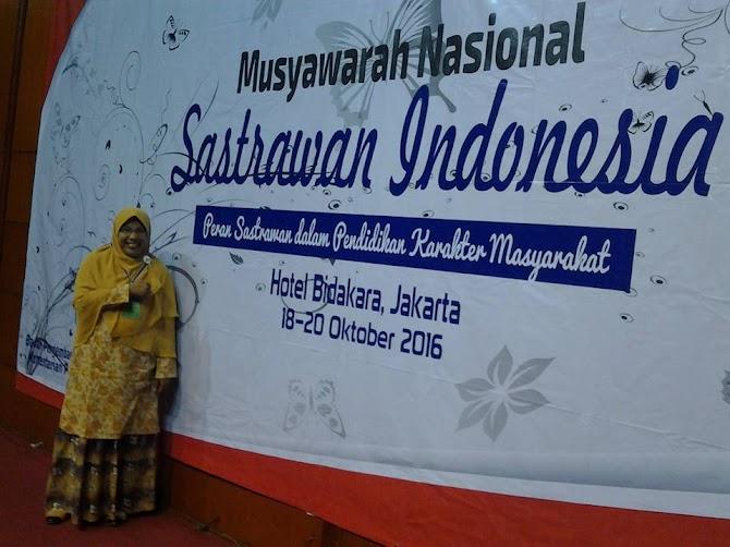 Munas Sastrawan Indonesia 2016 Pada Hari Pertama