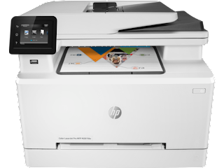 HP Color LaserJet Pro MFP M281fdw drivers download Windows 10, Mac, Linux
