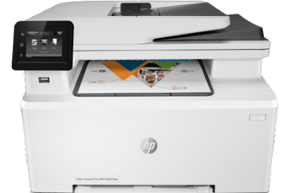 HP LaserJet Pro MFP M281fdw Drivers Download Windows 10, Mac, Linux