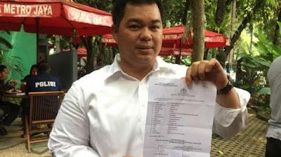 Pengacara dan Politisi Hanura Laporkan Sukmawati
