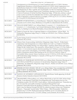 Allison Mack Criminal Docket Case 1:18-cr-00204-NGG page 5