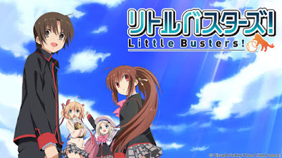Download Little Busters! BD Subtitle Indonesia