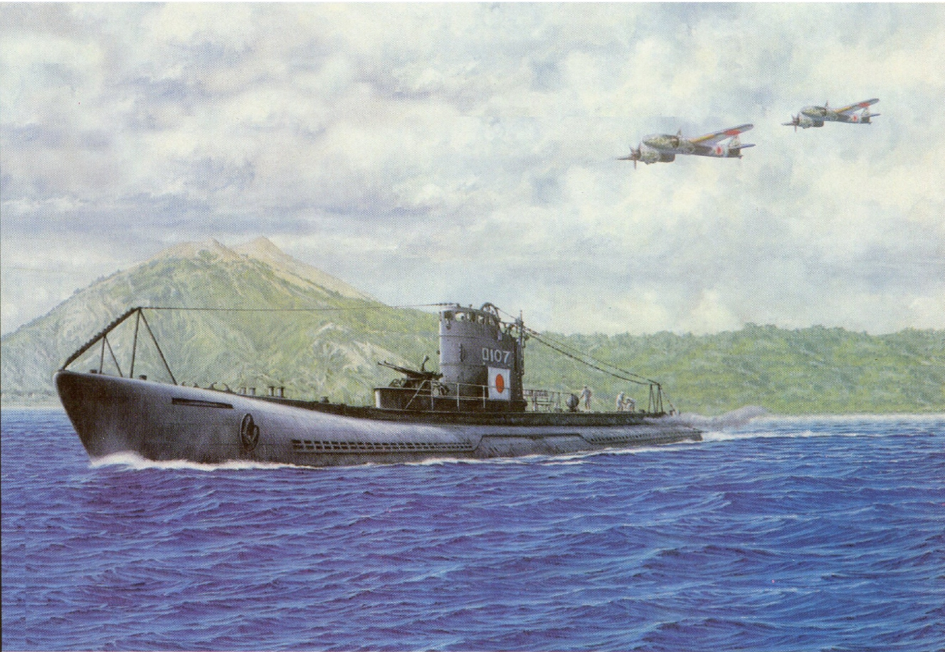 the mad monarchist japanese submarine campaign of world
