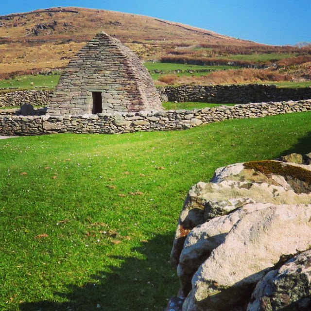 St. Patrick's Day Weekend on Dingle Peninsula - Gallatus Oratory