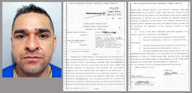"""El Piolín"", a punto de ser extraditado a EU"