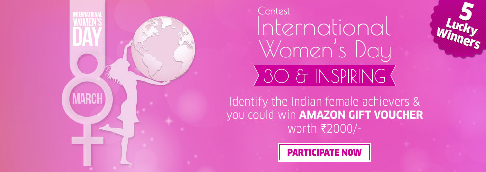 Womans day lifestyle giveaways