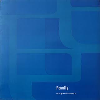 """LP """"Un soplo en el corazón"""". Family"""