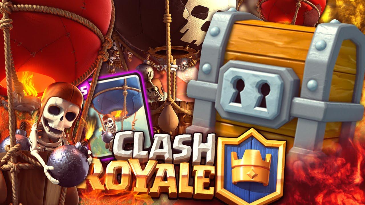 La Mongolfiera clash royale