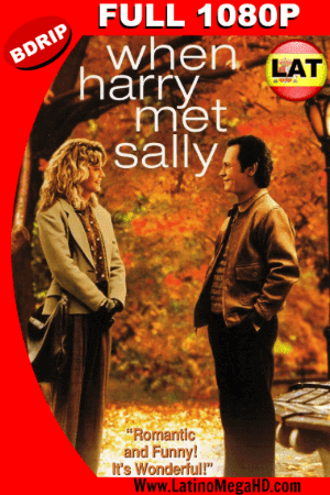 Cuando Harry Conoció a Sally (1989) Latino Full HD BDRIP 1080P ()