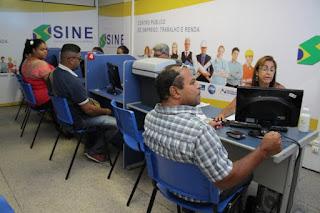 Sine-PB oferece 41 vagas de emprego em seis municípios paraibanos