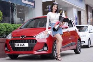 Giá xe Hyundai I10 cũ
