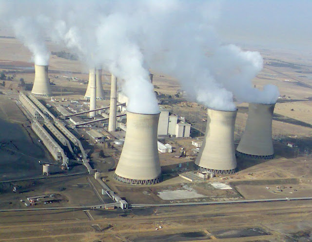 Thermal Power Plant : Principle, Parts, Working, Advantages and Disadvantages