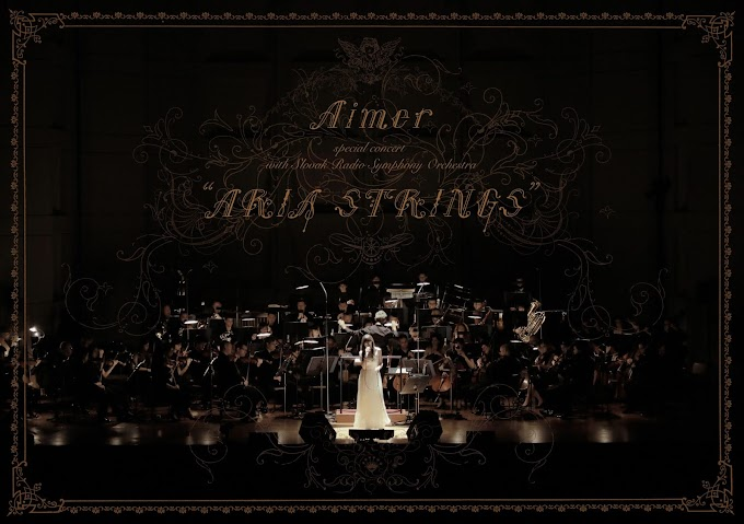 "Download Aimer special concert with Slovak Radio Symphony Orchestra ""ARIA STRINGS"