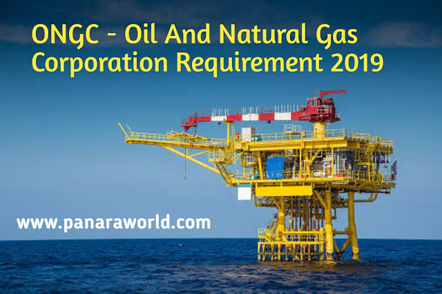 ONGC - Oil And Natural Gas Corporation