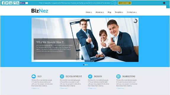 biznez-free-wordpress-themes