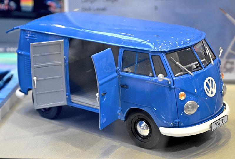 Volkswagen Bus Here S A Kitbash Challenge For The New Revell Kit