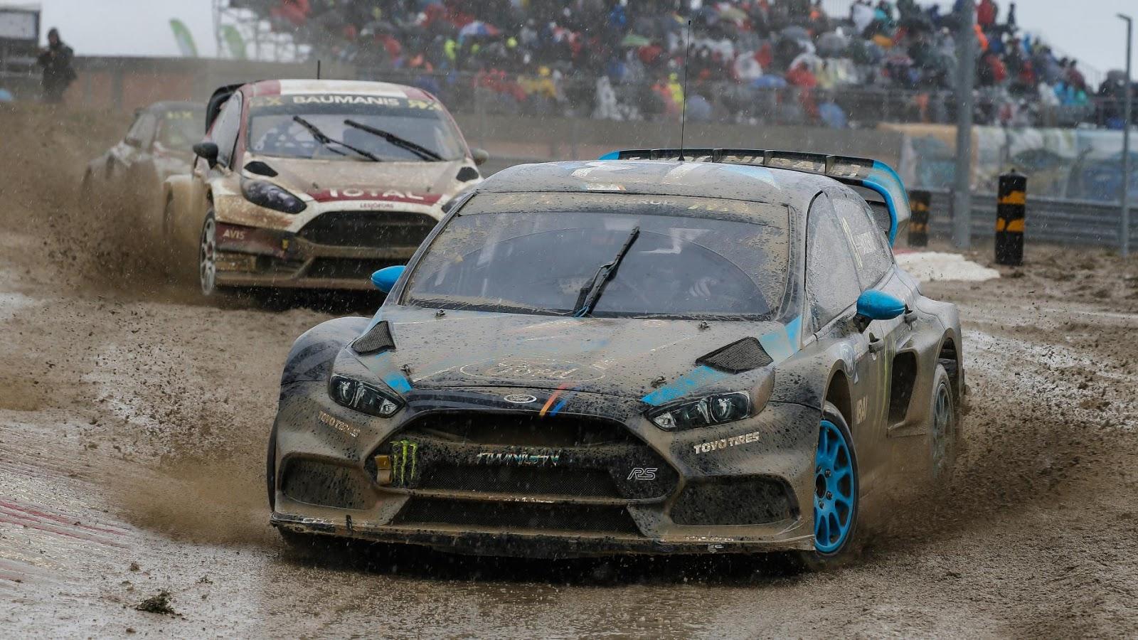 Giải đua xe World Rallycross