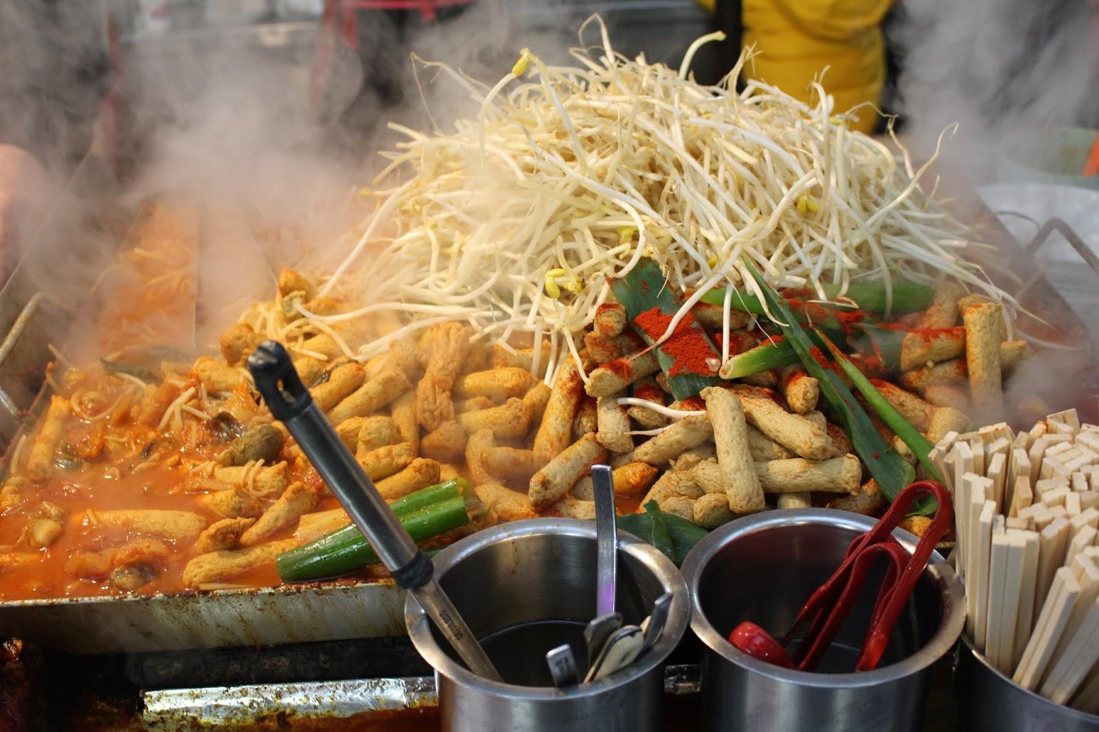 Fun Free Daegu Travel Top 5 Korean Winter Food Popular