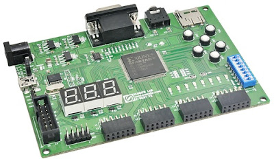 Featured FPGA projects