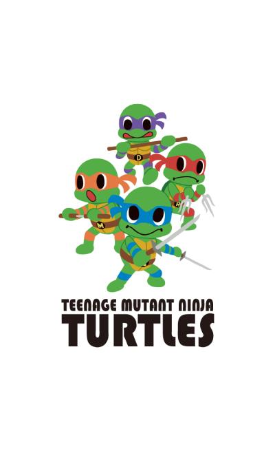 TEENAGE MUTANT NINJA TURTLES x PSP