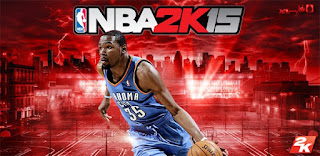 NBA 2K15 1.0 Apk+Data NBA 2015 basketball game For Android