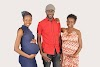 [BangHitz] Kenyan Man Shares Photo Of His Two Heavily Pregnant Wives.