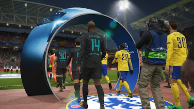 PES 2018 PTE Patch 2018 AIO Season 2017/2018 Released !