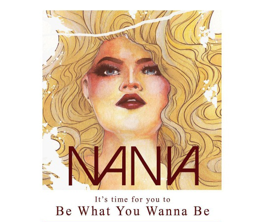 Lirik Lagu Be What You Wanna Be - Nania