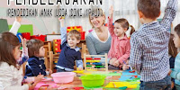 Hakikat Pembelajaran Pendidikan Anak Usia Dini (PAUD)