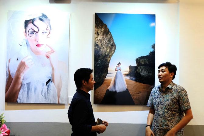 Foto-foto hasil dokumentasi eks fotografer Fujifilm