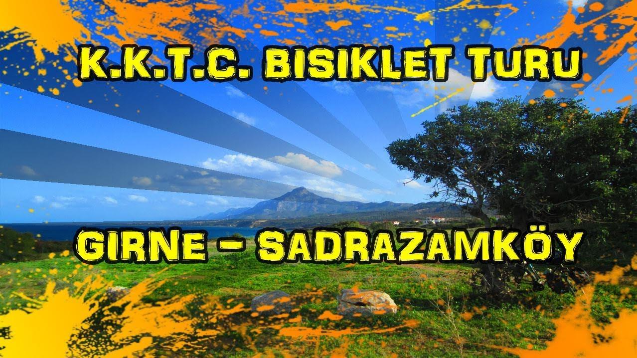 2018/12/11 K.K.T.C. Bisiklet Turu - Özgürlük Anıtı ~ Sadrazamköy