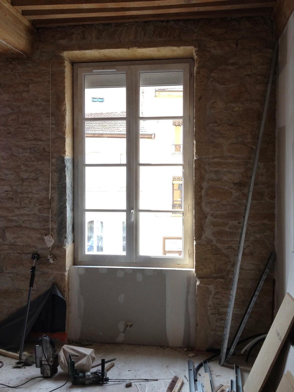 Enduit Placo Avant Peinture   Indoordesign Architecture D U0027intérieur  Lyon Bonnet 70m2 Livré
