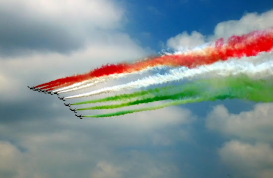 Celebrate Independence Day by Air Pilot