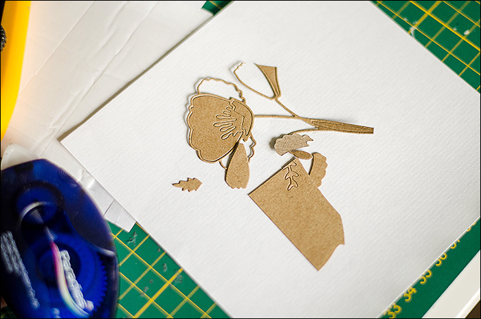 Stephanie Berger - Cardmaking - Tutorial