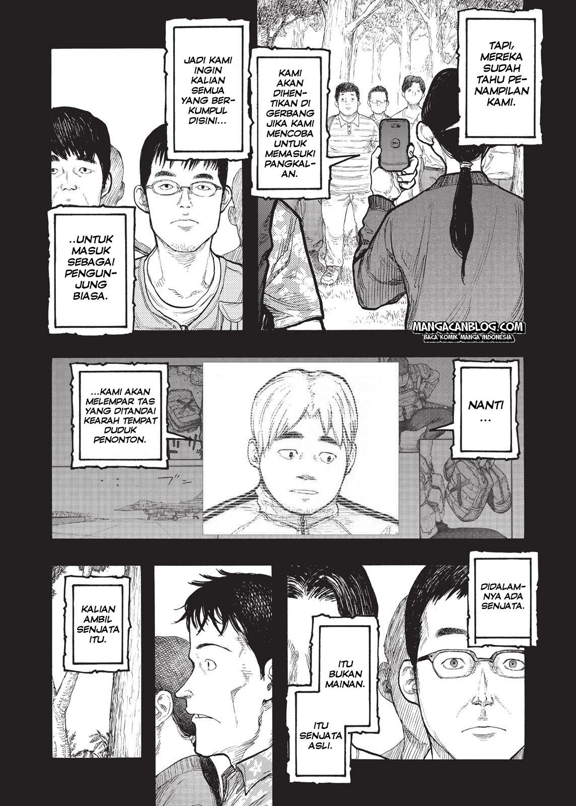 Ajin Chapter 55-5