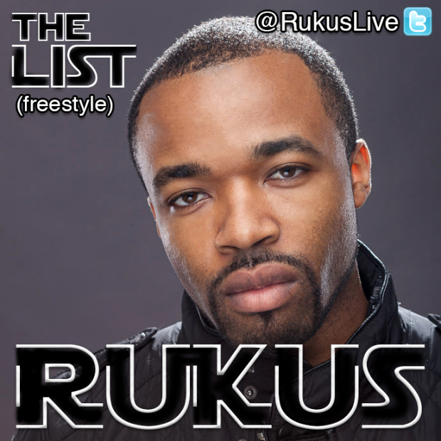 Rukus - The List (Naeto C, Vector, Ice Prince & Reminisce Diss) image