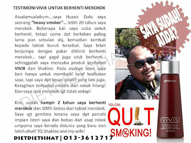 Tips Bantu Hilangkan Ketagihan Nak Merokok Kembali