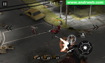 لعبة Zombie Hunter Apocalypse