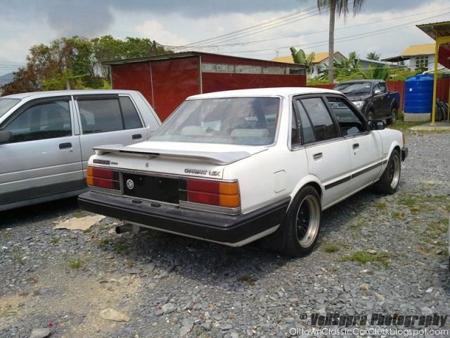 Oiltown Classic Car Club Spotted Non Compact Daihatsu