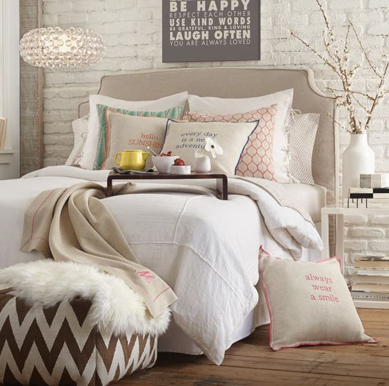 Bon Idee Deco Chambre Cocooning 9 D Co Chambre Adulte
