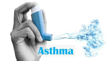 live normally and breathe freely with Asthma