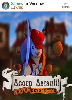 Acorn Assault: Rodent Revolution PC Full
