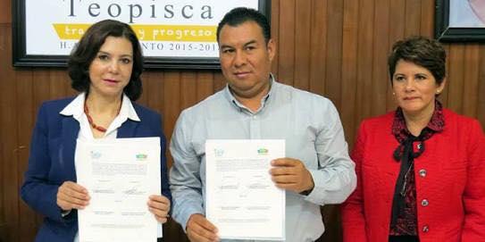 Logran acuerdos habitantes de  Chijiltec y alcalde de Teopisca.