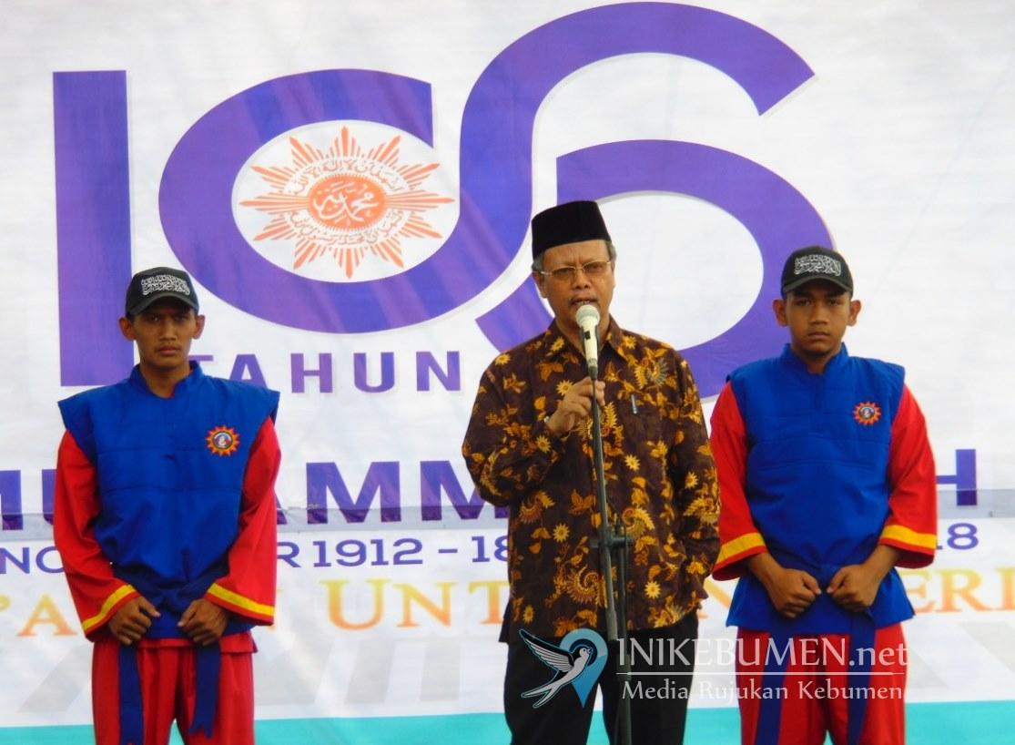 Pemilu 2019, Prof Yunahar Ajak Warga Muhammadiyah Datang ke TPS Memakai Pakaian Terbaik