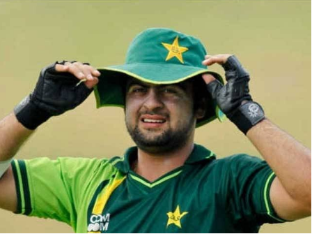 Shocked notice; Ahmed Shehzad got the idea of submitting the answer