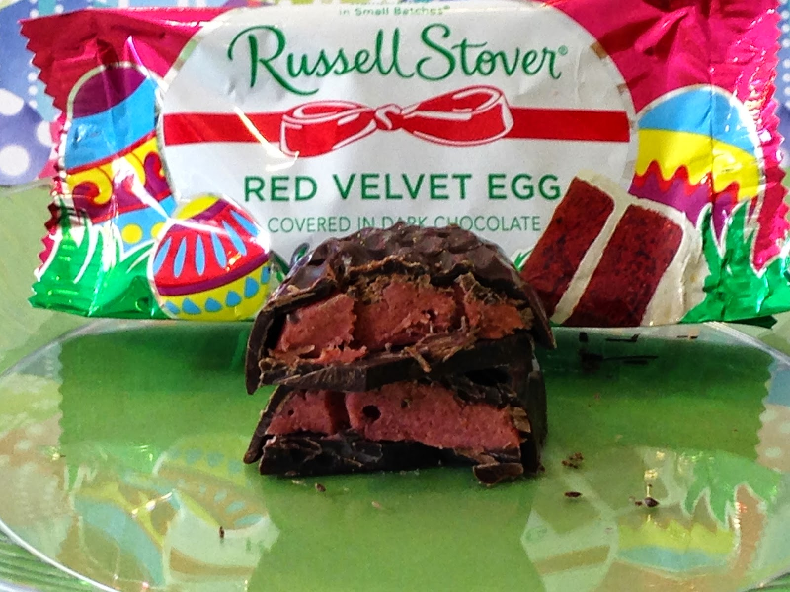 the chocolate cult: new easter eggs from russell stover