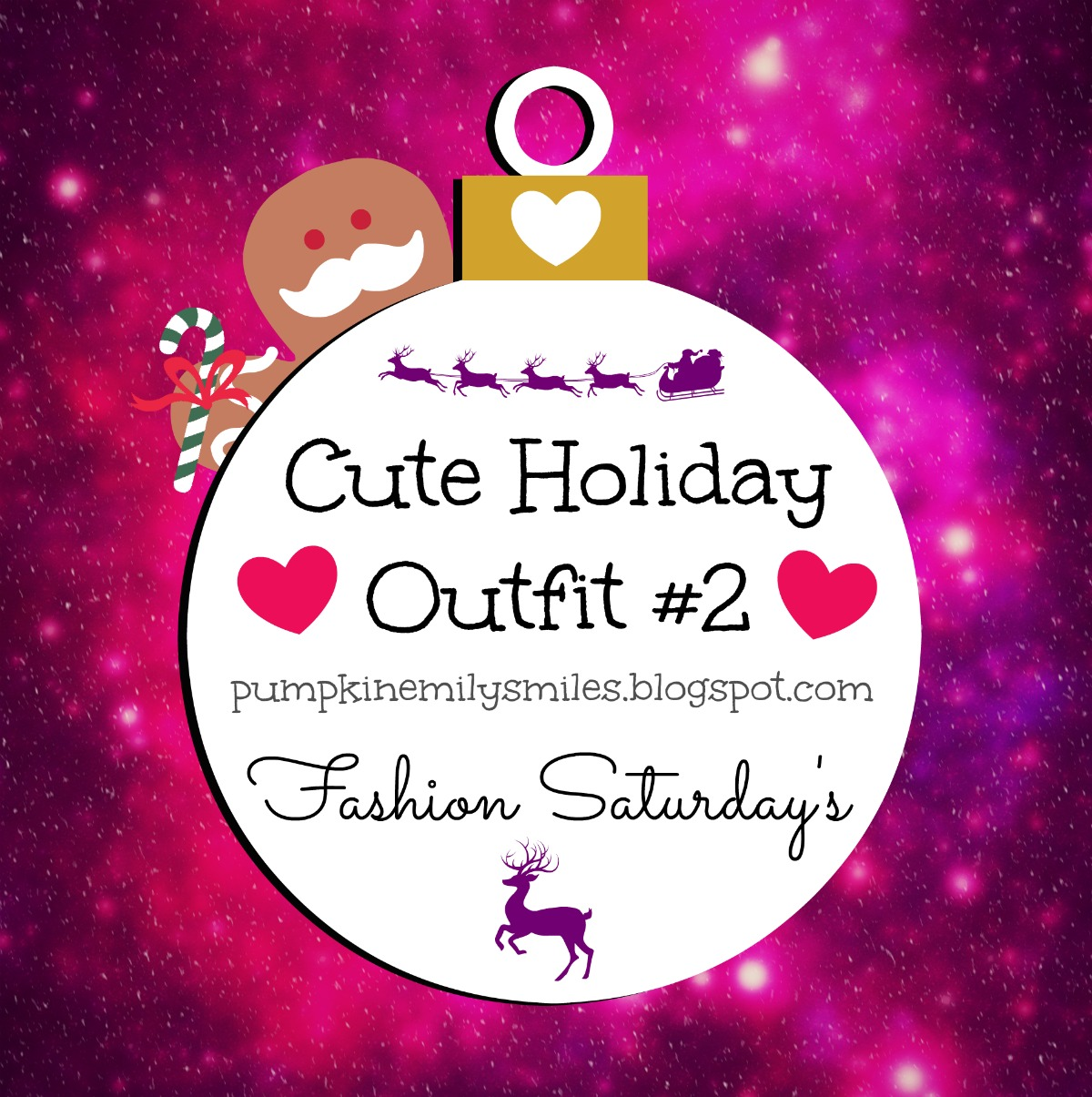 Cute Holiday Outfit #2 Fashion Saturday's