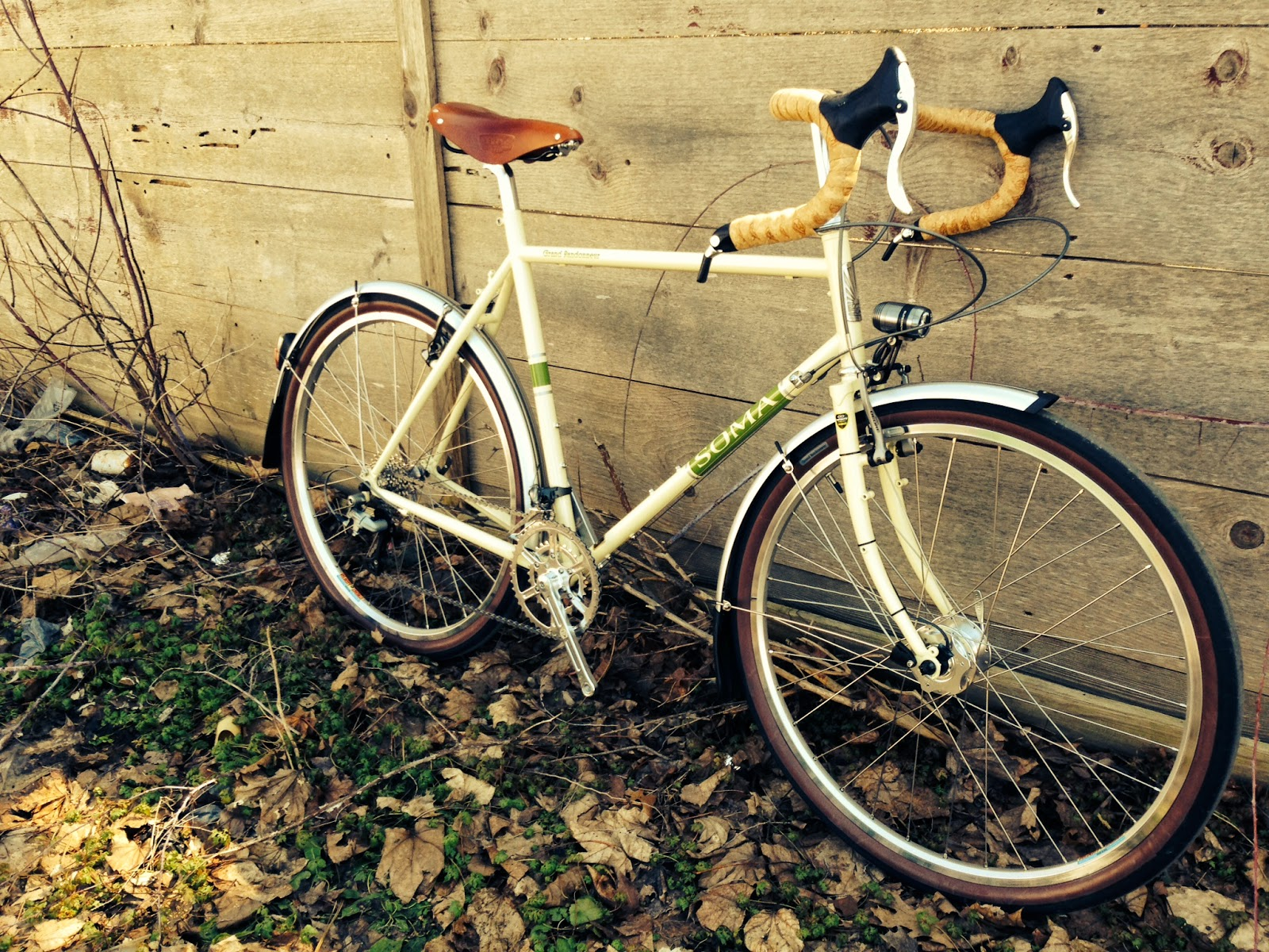 Grand Randonneur Build By Two Wheel Tango