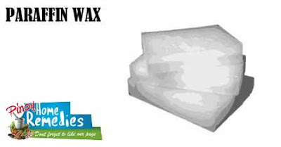 Home Remedies for Cracked Heels: Paraffin Wax