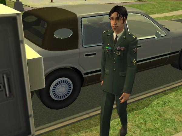 New Maximiliania: My Sims2-Neighbourhood: Jimmy Phoenix: Week 3